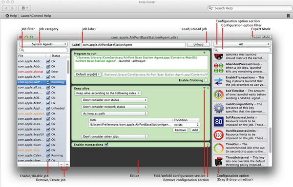 LaunchControl for mac V1.46